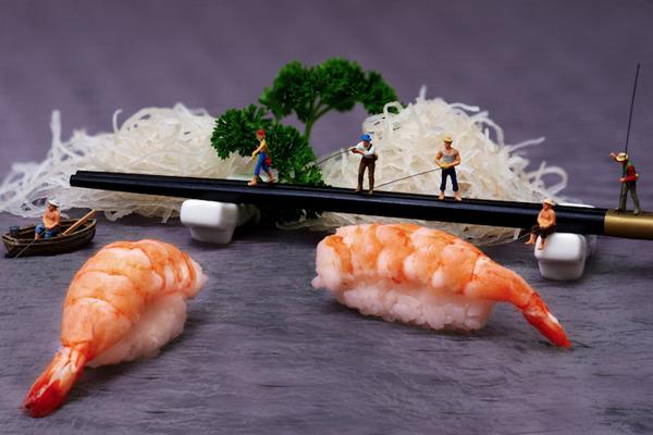 WilliamKass Sushi Fishing Pier